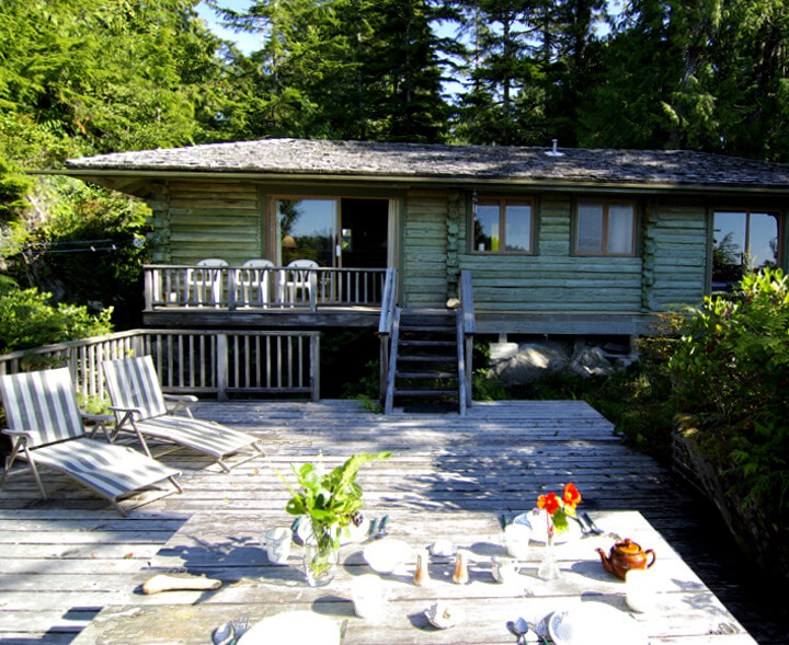 Golds Cottage Tofino Vacation Rentals